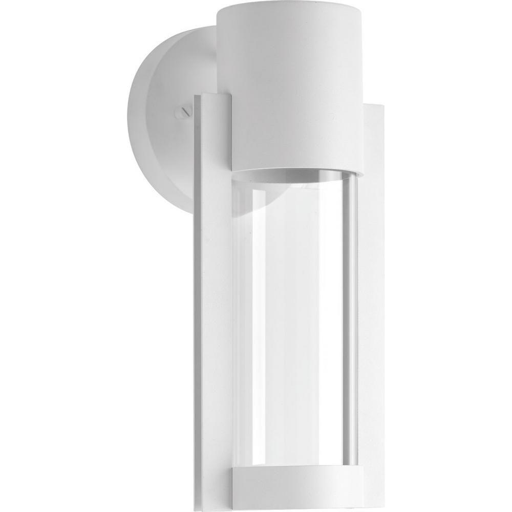 Progress Lighting Z 1030 Collection 1 Light White 12 In