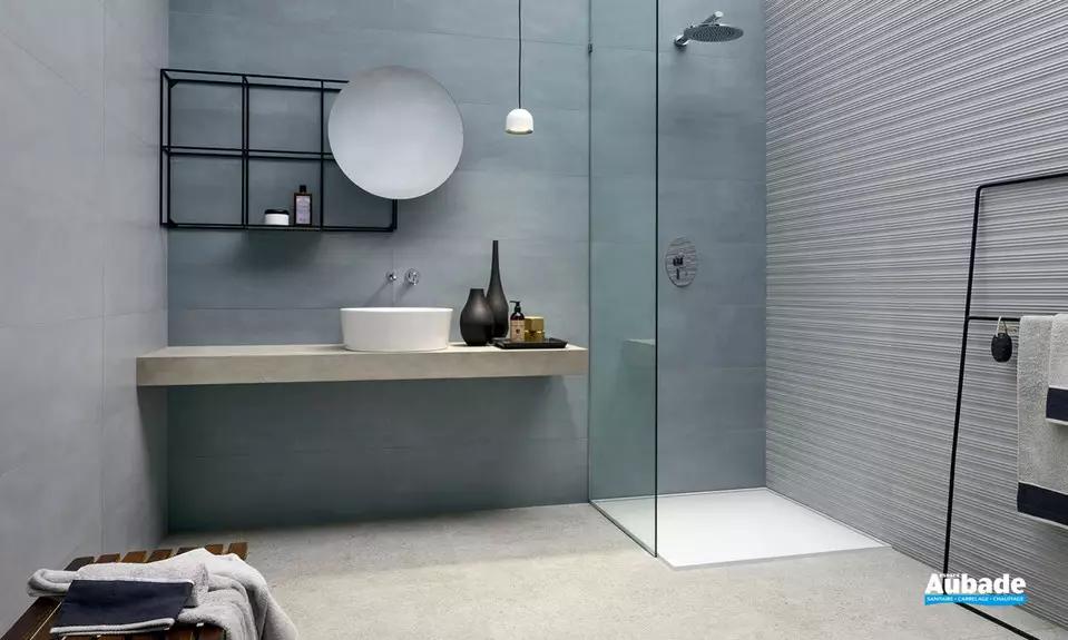 Carrelage Esprit Cerdisa Sand | Espace Aubade en 2020 | Carrelage, Salle de bain 3d, Idées de ...