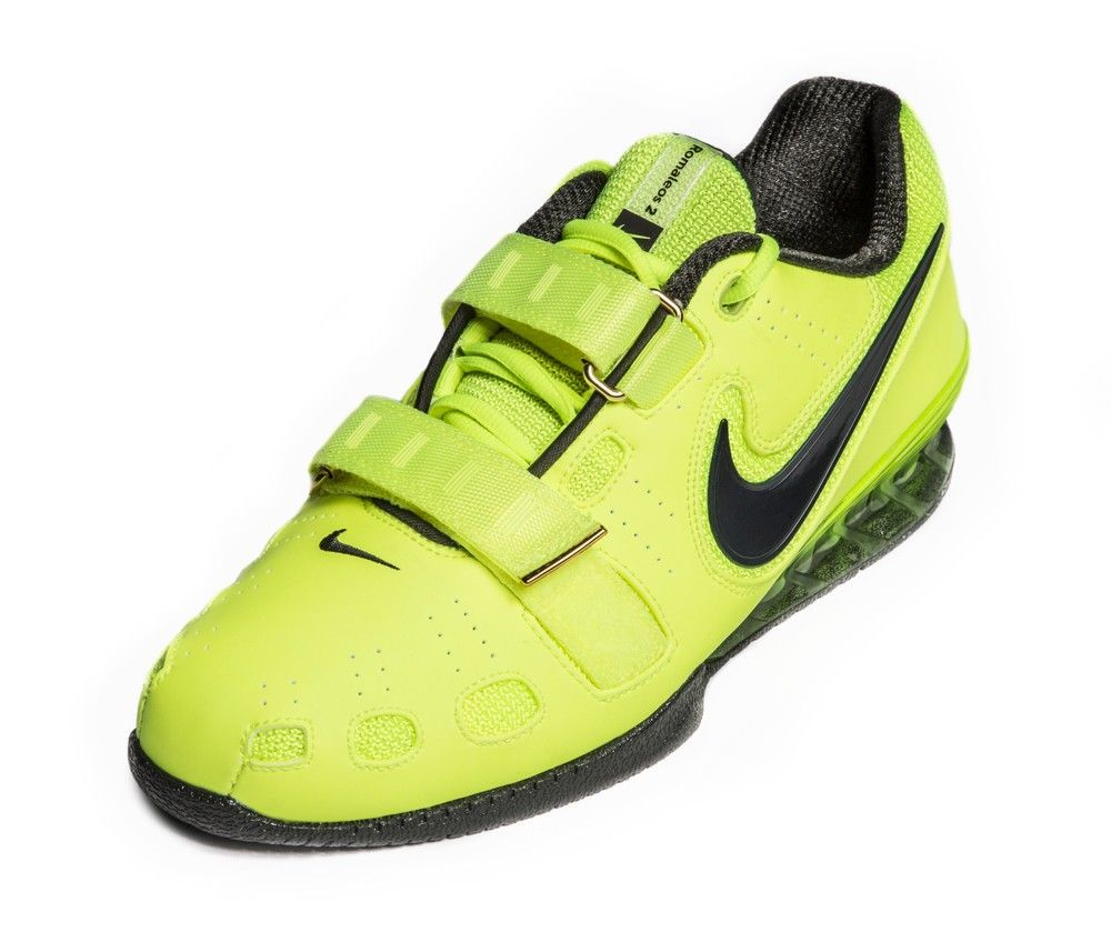 cf6cea1c09f4 Nike Romaleos 2 Volt Weightlifting Shoes - Rogue Fitness