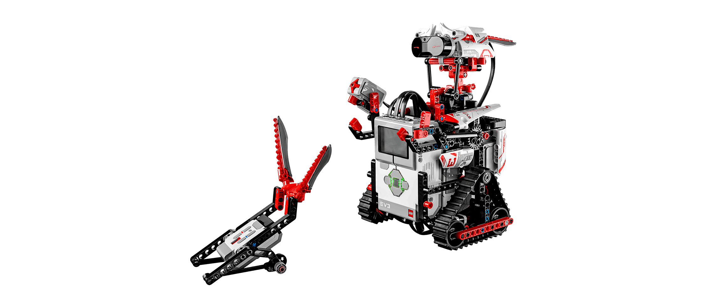 Lego Mindstorms Greifarm Bauanleitung