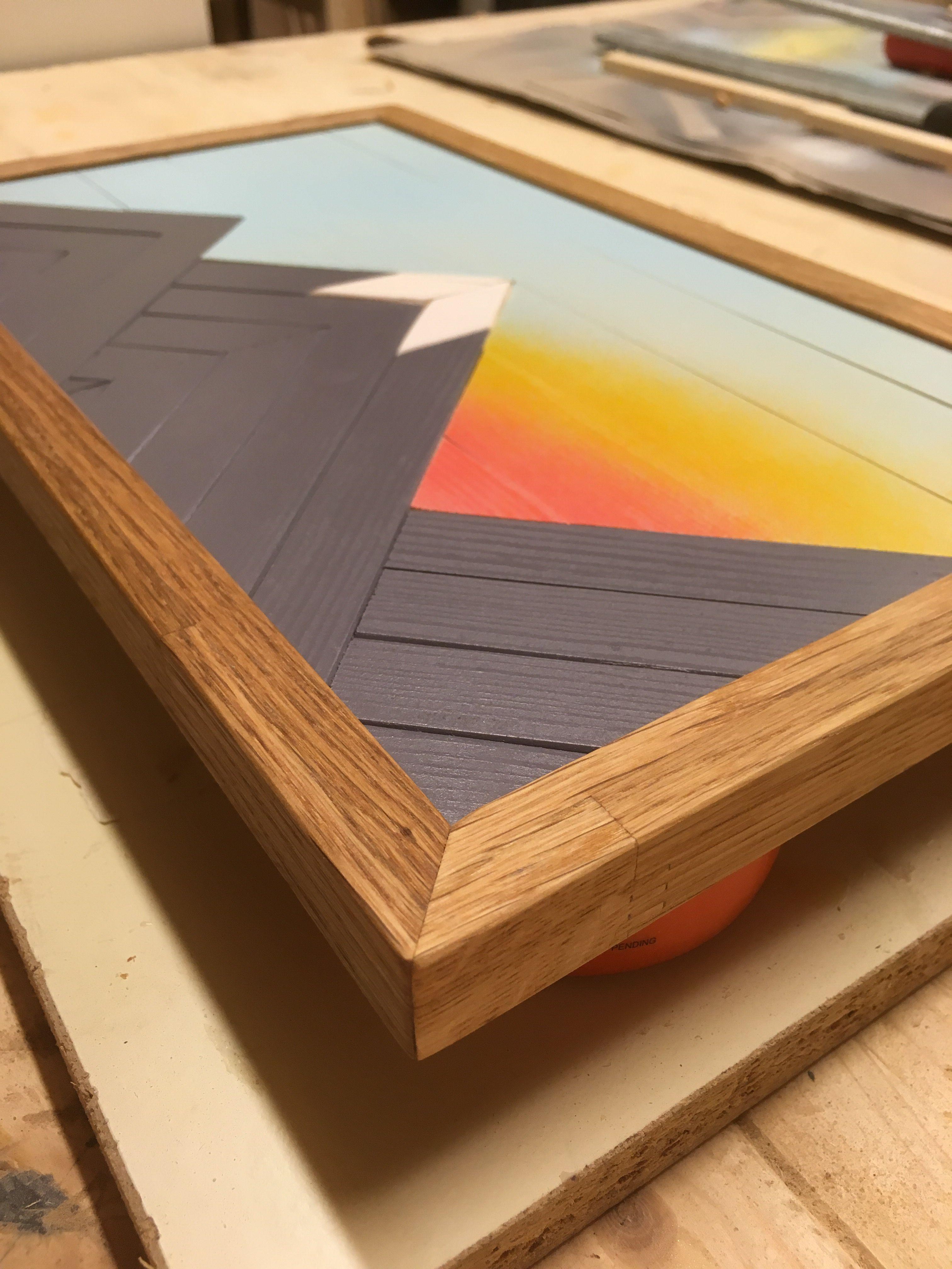 Wood Art By Bless Design Seekiefer Bergbilder Tannen