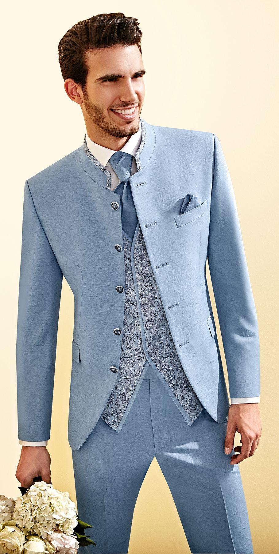 TZIACCO #WILVORST #Anzug #suit #Royal #TrendLine ...