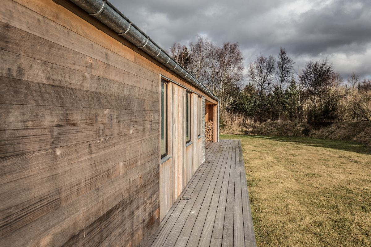 IVERSEN RETREAT | N+P ARKITEKTUR