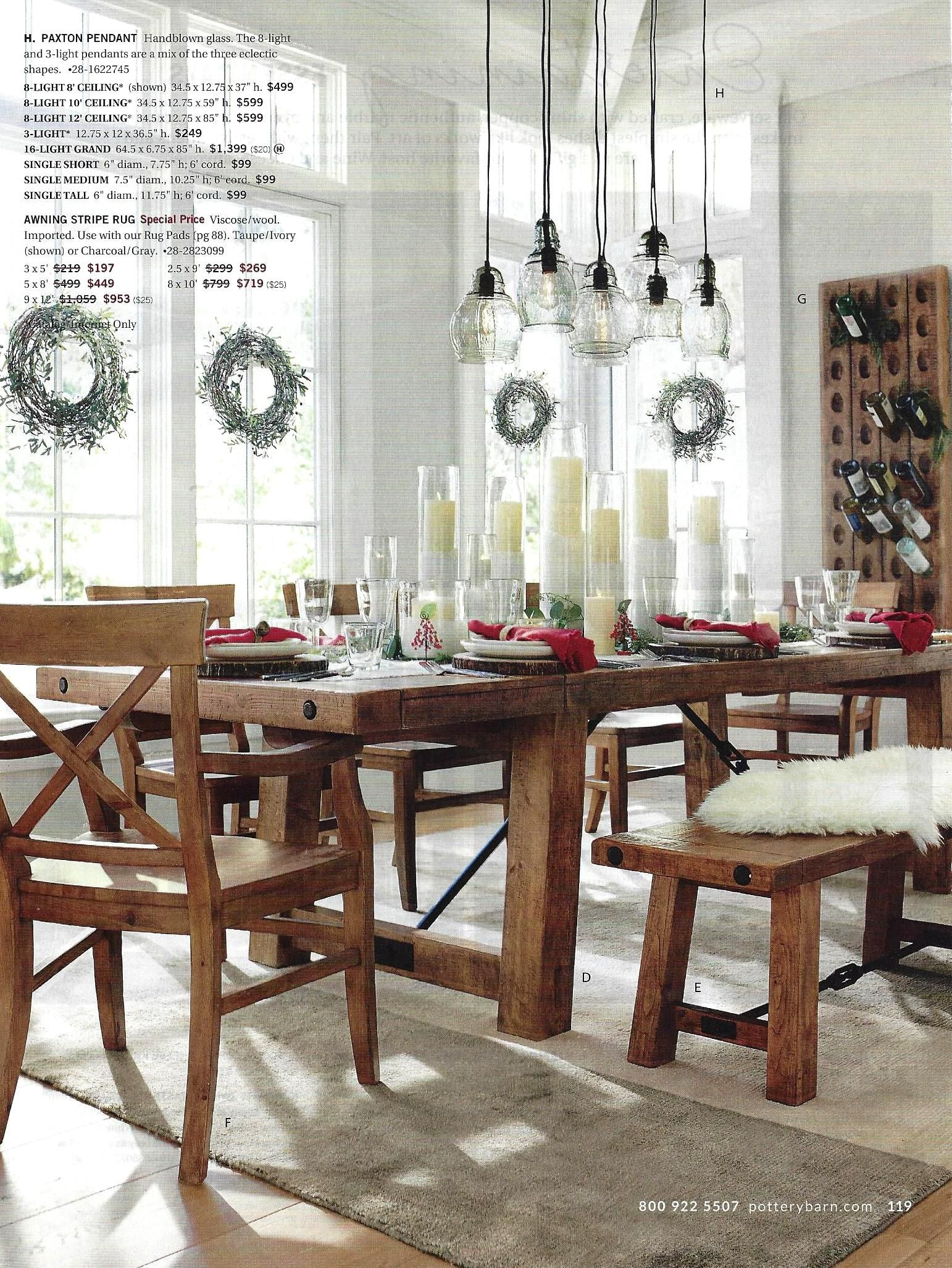 From Pottery Barn catalog, Christmas 2016. Wonderful
