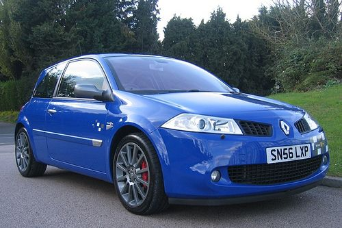2007 Renaultsport Megane 230 R26 F1 Team by Steve Coulter Performance Cars.