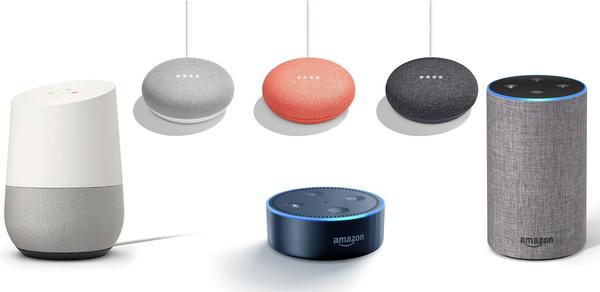 Amazon Echo Vs Echo Dot Vs Google Home Vs Home Mini Which Smart Speaker Is Best For You Amazon Alexa Devices Amazon Echo Alexa Device