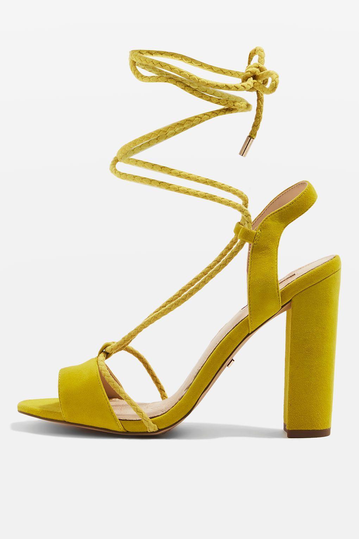 Reno Schuhe Mit Blockabsatz Und Fesselbandern Block Heel Shoes Heels Ankle Strap Shoes