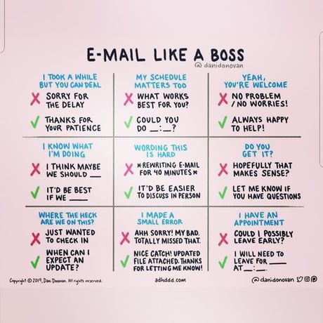 Photo of Email like a boss