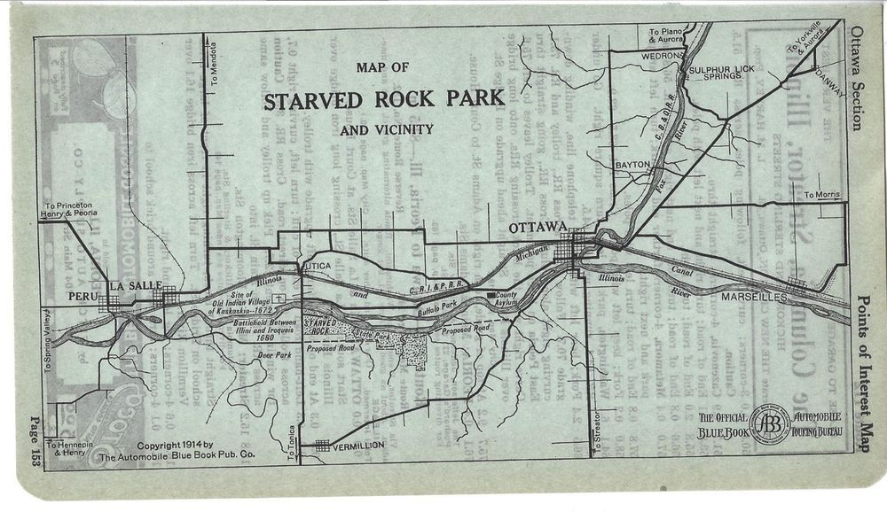 1915 BB4 1914 dated Map of Starved Rock Park near Ottawa ... Illinois Starved Rock State Park Map on illinois state stone, illinois pyramid state park map, illinois state parks waterfalls, wallace falls hike map, streator il map, starved rock canyon map, illinois giant city state park map, illinois and michigan canal, starved rock hiking map, la salle county il road map, illinois beach state park winter, illinois wolf creek state park map, illinois river, illinois coal mine maps, salt creek wa trail map, starved rock illinois state trail map, starved rock parking lot map, illinois chain o'lakes state park map, rock river wisconsin map,