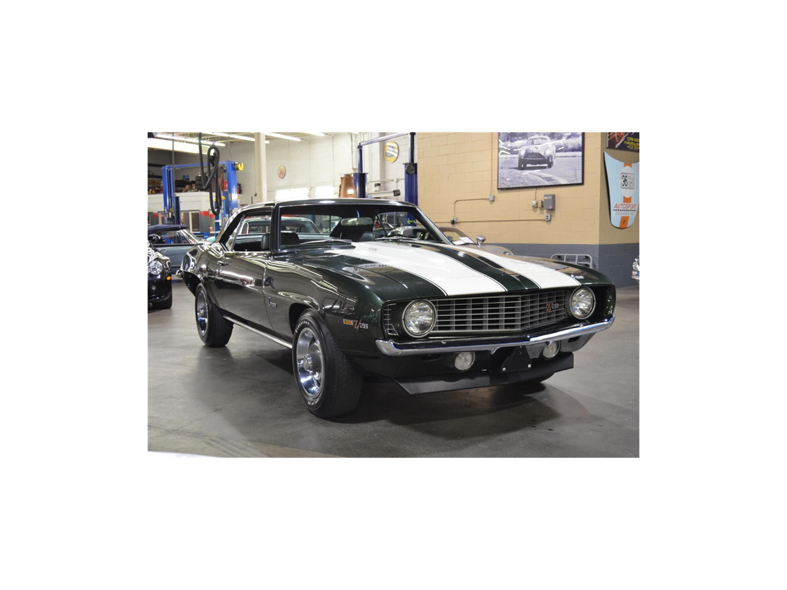 Large Photo Of Classic 1969 Chevrolet Camaro Z28 Offered By