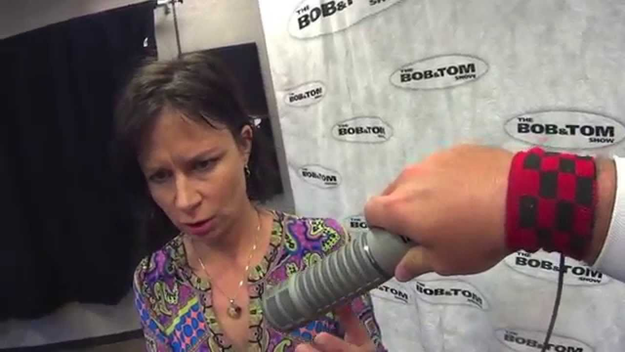 Donnie Baker's Spy Cam #1 - Mary Lynn Rajskub | Life's A Mullet ...