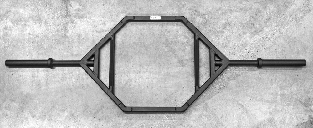 Tb 1 Rogue Trap Bar Deadlifts Weight Training