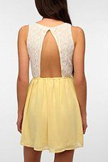 One & Only x Urban Renewal Lace Open-Back DressGet 5% Cash Back http://studentrate.com/itp/get-itp-student-deals/Urban-Outfitters-Student-Discounts--/0