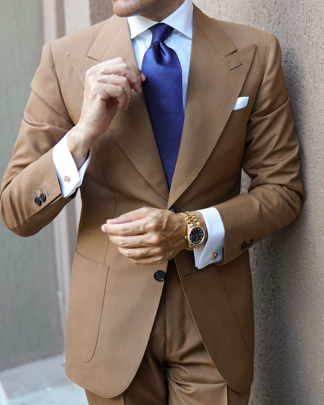 Best Of Classic Elegance With Windsor Light Brown Suit By
