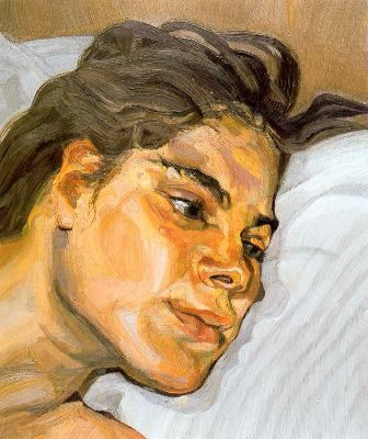 Esther, 1982-1983  Lucian Freud