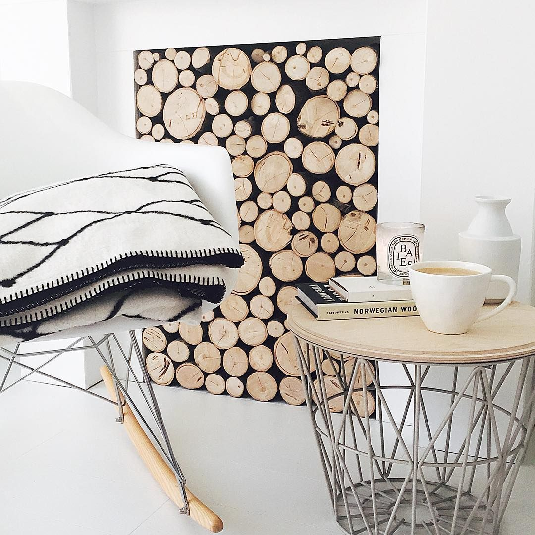 ferm living wire basket and wire basket top makes a great side table for the living room. Black Bedroom Furniture Sets. Home Design Ideas