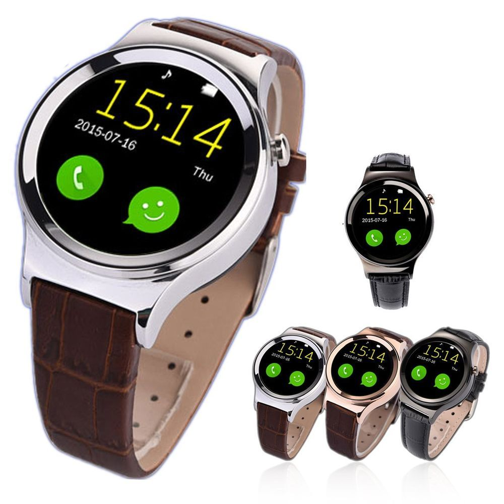 T3 Bluetooth Smart Watch phone GSM SIM Card For IOS