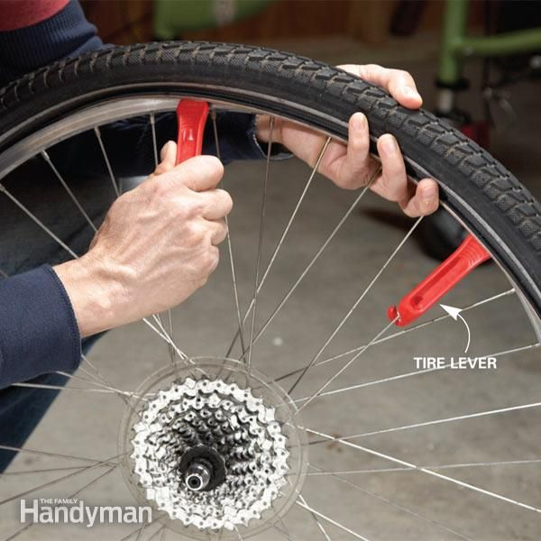 How To Change A Bike Tire Bicycle Tires Bicycle Maintenance