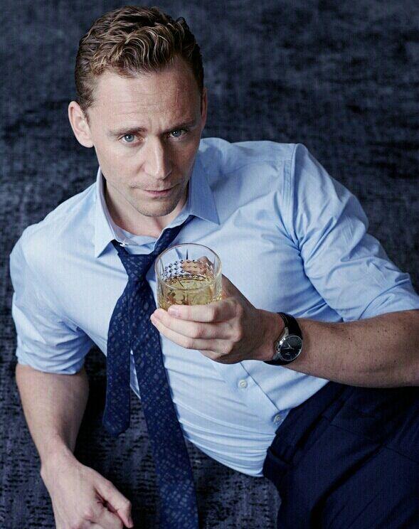 Tom Hiddleston  Via allthehiddlethings tumblr  | Thomas William