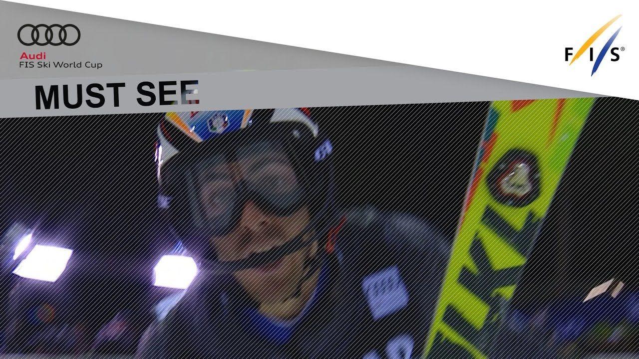 Stefano Gross: ho dato tutto per arrivare al podio