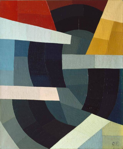 Otto Freundlich Powers 1934 Oil On Canas Photo Museum Moderner Kunst Stiftung Ludwig Vienna Abstract Art Art Walk