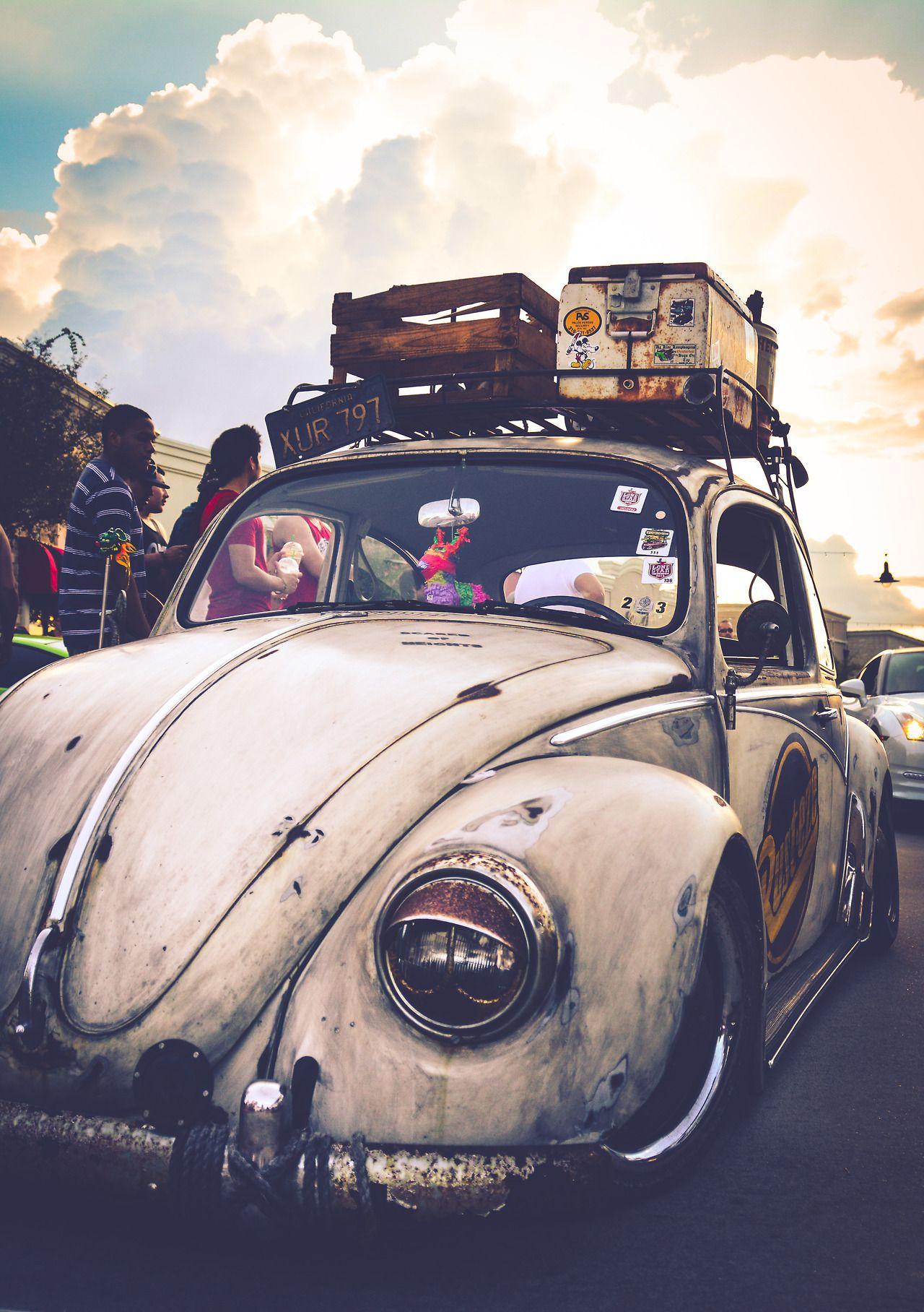 Photography Cars Beetle Stancenation Rust Eze Yolculuk