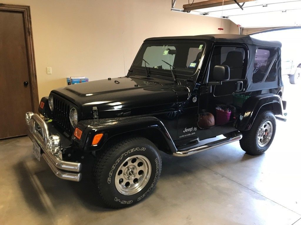 EBay 2006 Jeep Wrangler 65th Anniversary Edition 4x4 Only 11642 Miles Jeeplife