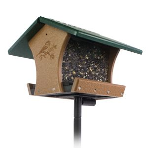 Aps Advanced Pole System Basic Mounting Setup Hardware Wild Birds Unlimited Wbu Wild Birds Unlimited Wild Birds Bird Feeders