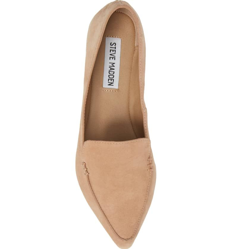 f87cd727bea Feather Loafer Flat, Alternate, color, CAMEL SUEDE | Cold Shopping ...