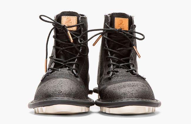 sale retailer 550bc 812de Adidas by Tom Dixon minimalist traveler s shoes + lace-up boots