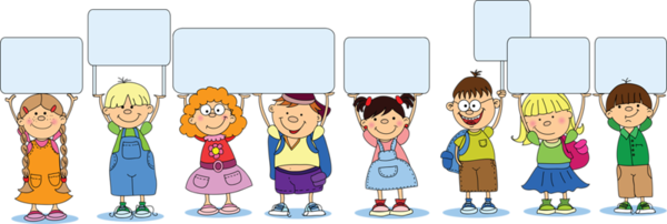 Pin By Eveleen Ilona On Enfants Kids Clipart Kids Signs Daycare Forms