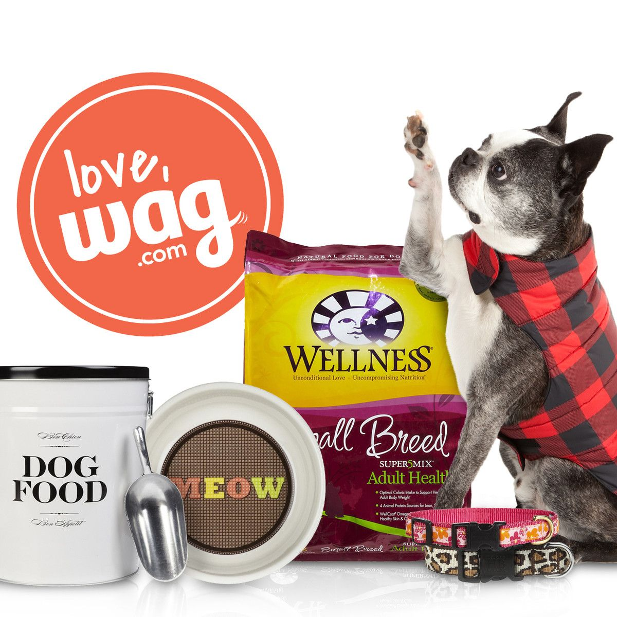 Fab.com | $20 Voucher Good At Wag.com
