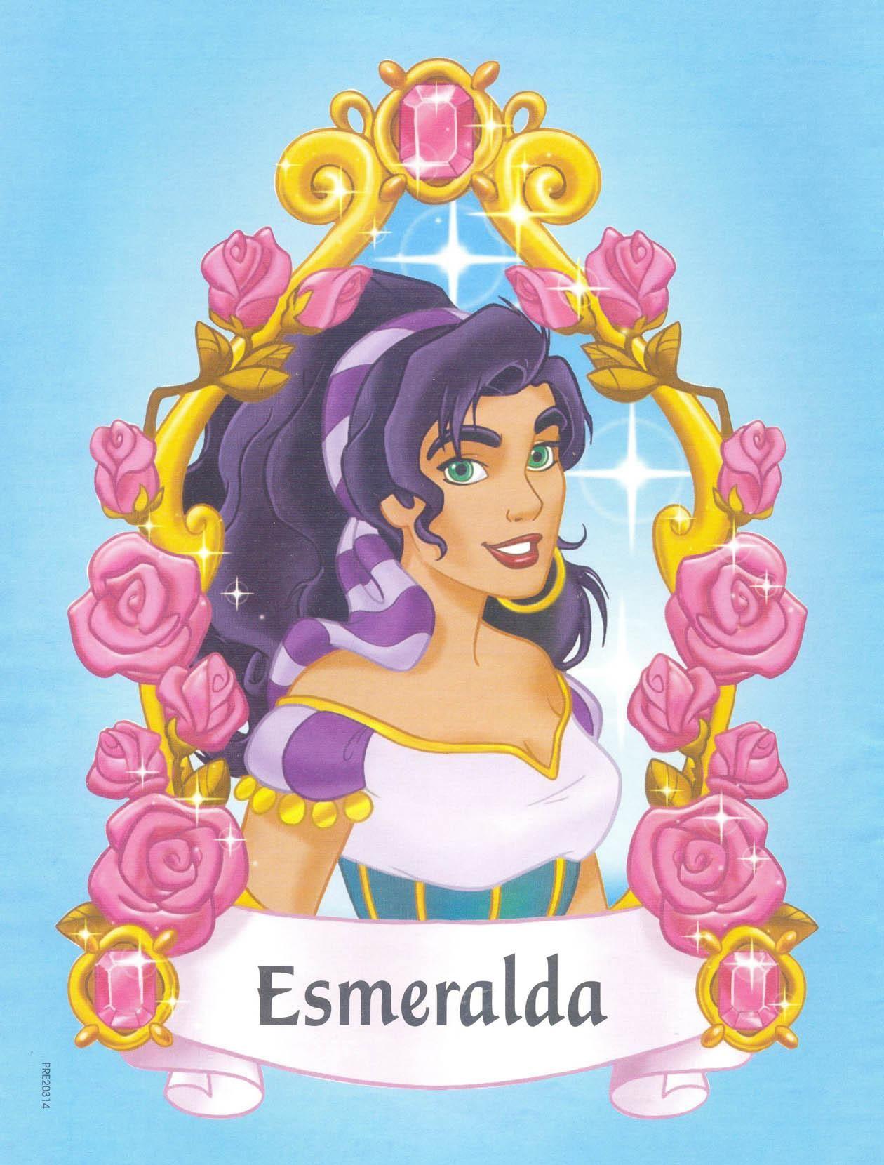 Esmeralda As A Dp Disney Princess 24518770 1260 1660 Jpg