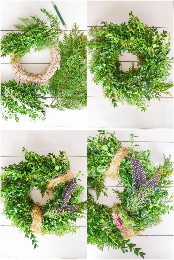 Photo of DIY spring wreath – so it will be special! – Mrs Greenery