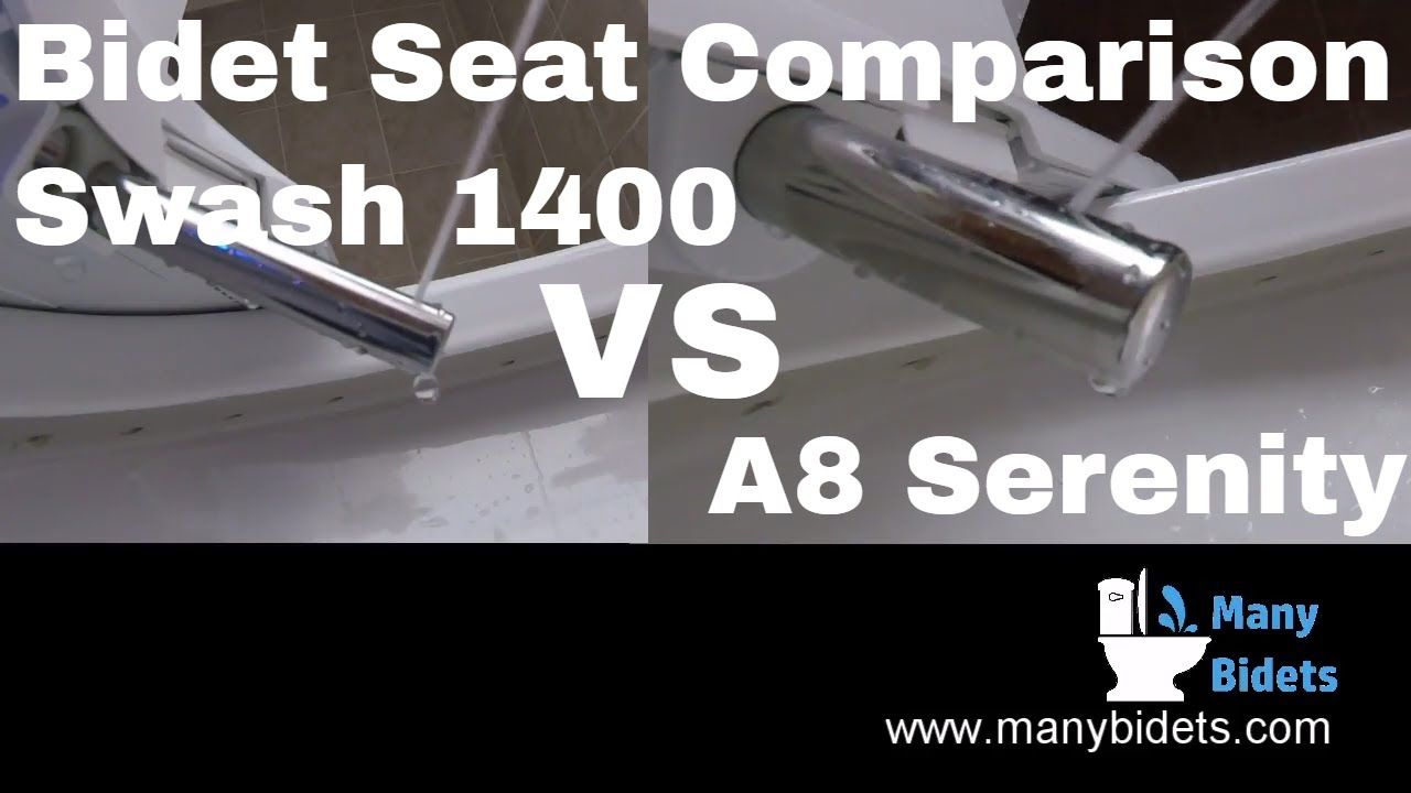 Amazing Bio Bidet A8 Serenity Vs Brondell Swash 1400 Bidet Seat Ibusinesslaw Wood Chair Design Ideas Ibusinesslaworg