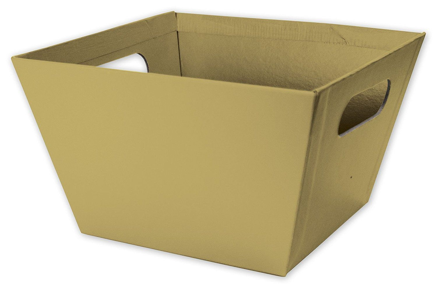 Solid Color Specialty and Event Boxes Gold Square Market