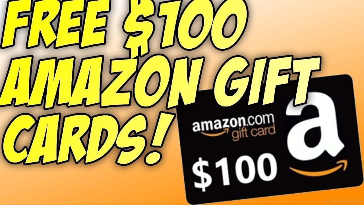 How To Get Free Amazon Gift Cards Amazon Codes 2019 2020 Update