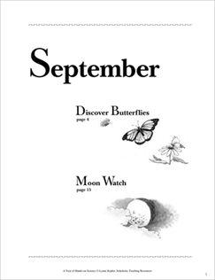 Discover Butterflies/Moon Watch: September Hands-On