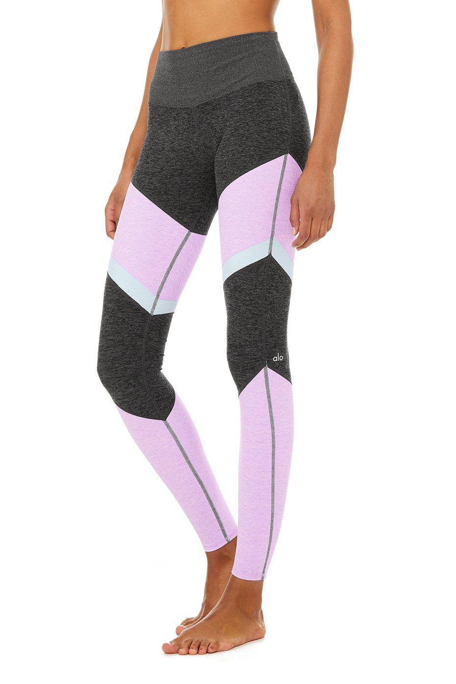 eb0ef8b2c4a61 High-Waist Alosoft Sheila Legging in 2019   Clothing   4 way stretch ...