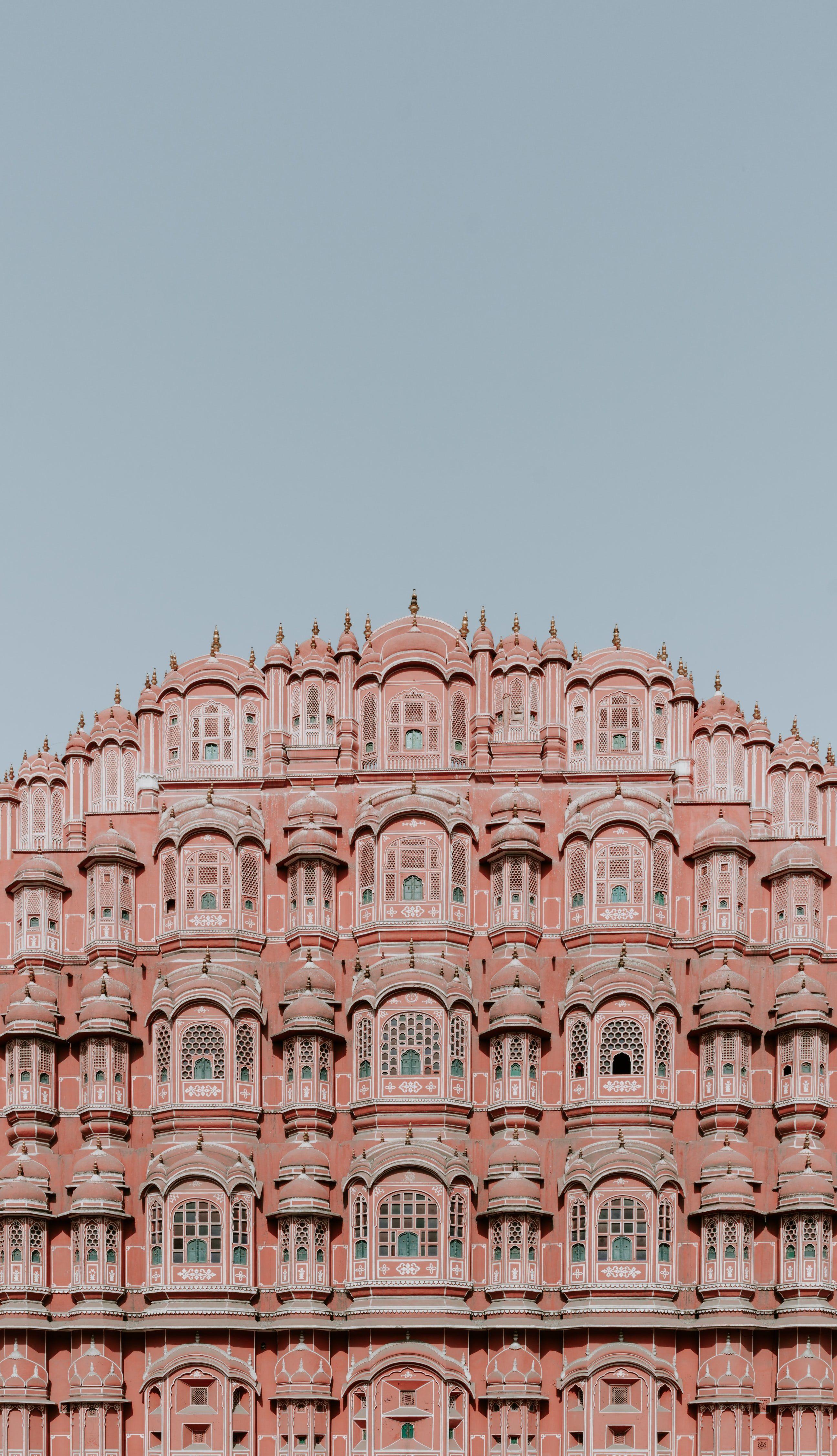 Hawa Mahal Road Jaipur India Architecture Photography Travel Aesthetic Photo