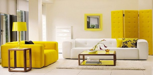 Home Decorating Ideas Feng Shui With Colors Fire Accent  Decor Beauteous Yellow Living Rooms 2018