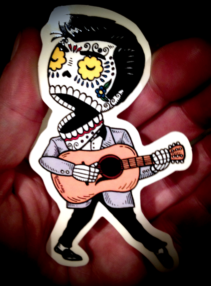 Introducing our brand new dia de los sticker packs