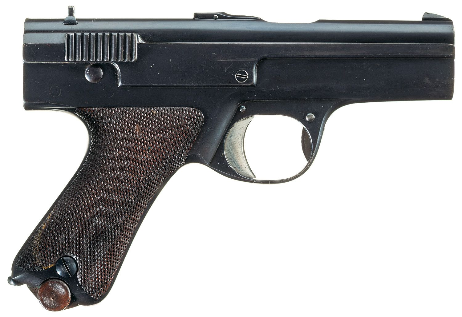 Spp 1 underwater pistol - Prototype 9mm Semi Automatic Pistol