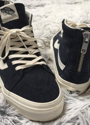 vans old skool czarne vinted