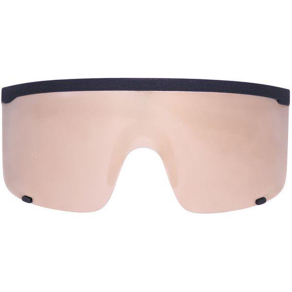 2e61ae7e32 Mykita visor sunglasses ( 599) ❤ liked on Polyvore featuring accessories