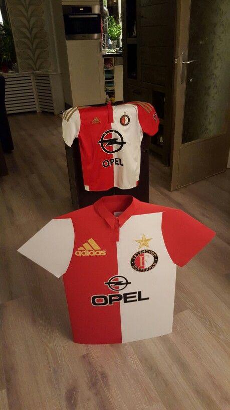 Surprise Shirt Feyenoord Sinterklaas Surprise Rotterdam En