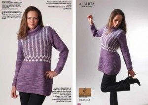 Alberta Sweater:#knit #knitting #free #pattern #freepattern #freeknittingpattern #knittingpattern