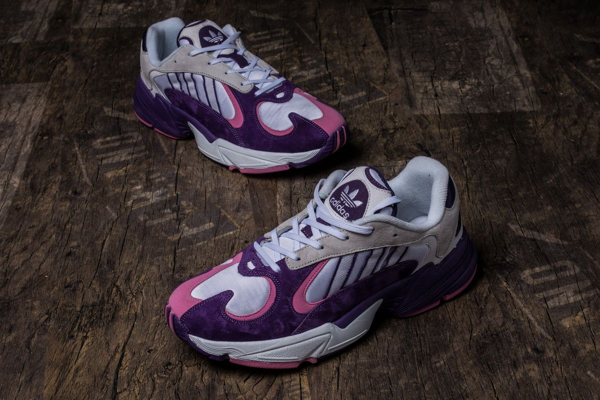 1b822c8e4fe Dragon Ball Z x Adidas Yung-1 Frieza Womens Girls Boost16