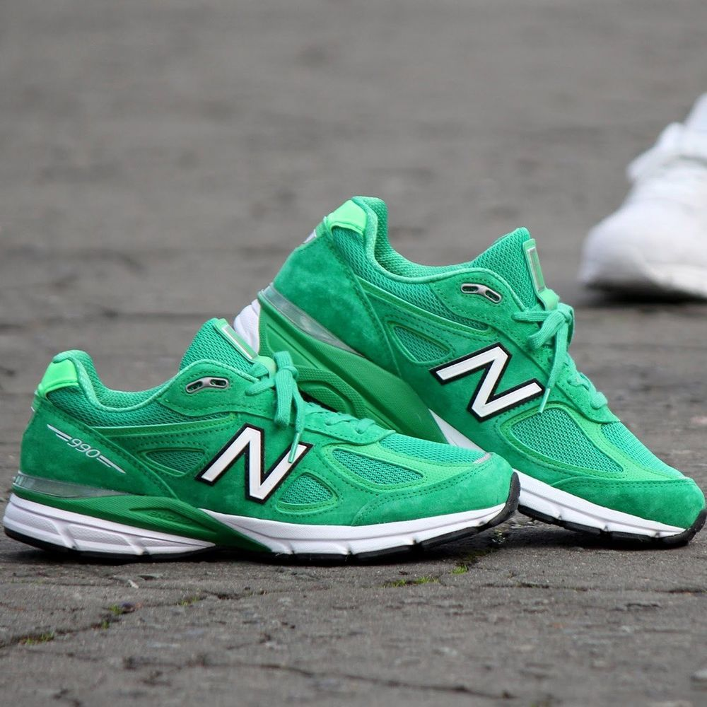 release date: bc0e9 5f984 Details about New Balance 990v4 MADE in USA Magnet/Silver ...