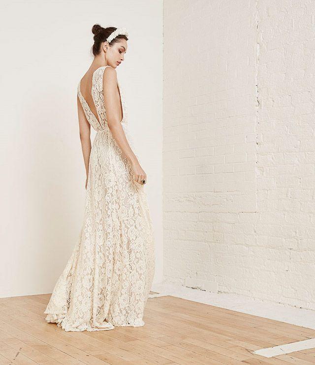 vestido novia barato low cost wedding dress bridal boda blog   Bodas ...